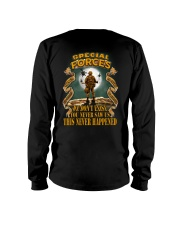 SPECIAL FORCES - THERE'S NO REASON Long Sleeve Tee tile