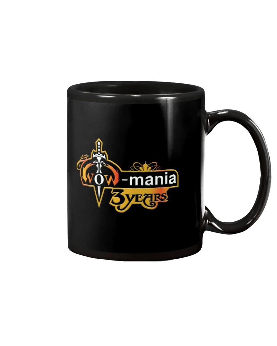 WoW-Mania 3-Year Classic Mug