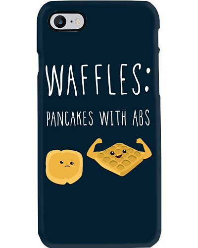 Waffless: Pancakes With ABS Tank Top