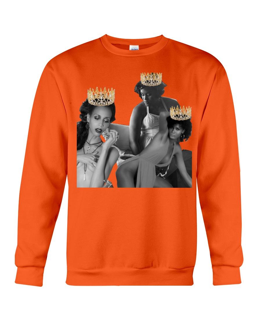 Iconic TransQueens Crewneck Sweatshirt