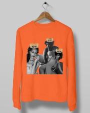 Iconic TransQueens Crewneck Sweatshirt lifestyle-unisex-sweatshirt-front-10