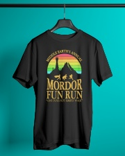 Mordor Fun Run Shirt Classic T-Shirt lifestyle-mens-crewneck-front-3