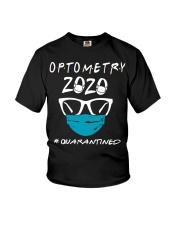 Optometry 2020 quarantined shirt Youth T-Shirt thumbnail