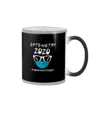 Optometry 2020 quarantined shirt Color Changing Mug thumbnail