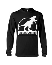 Grandpasaurus T-Shirt Fathers Day Long Sleeve Tee thumbnail