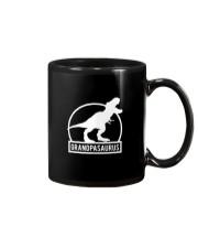 Grandpasaurus T-Shirt Fathers Day Mug thumbnail