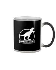 Grandpasaurus T-Shirt Fathers Day Color Changing Mug thumbnail