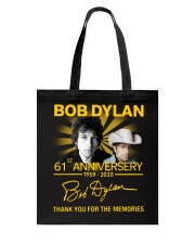 Bob Dylan 61Th Anniversary 1959 2020 T-Shirt Tote Bag thumbnail