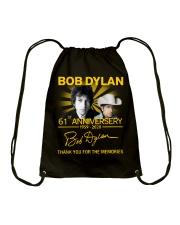 Bob Dylan 61Th Anniversary 1959 2020 T-Shirt Drawstring Bag thumbnail