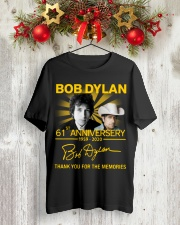 Bob Dylan 61Th Anniversary 1959 2020 T-Shirt Classic T-Shirt lifestyle-holiday-crewneck-front-2