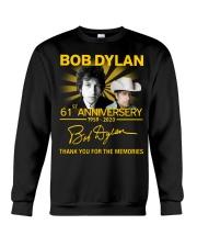 Bob Dylan 61Th Anniversary 1959 2020 T-Shirt Crewneck Sweatshirt thumbnail