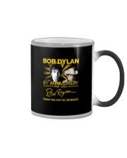 Bob Dylan 61Th Anniversary 1959 2020 T-Shirt Color Changing Mug thumbnail