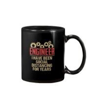 Engineer I Have Been Social Distancing shirt Mug thumbnail