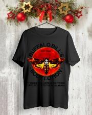Buffalo-bill-body-lotion T-Shirt Classic T-Shirt lifestyle-holiday-crewneck-front-2
