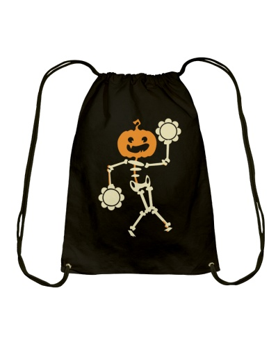 Cheerleading skeleton halloween Shirt