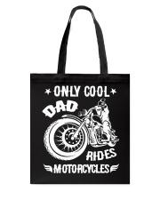 Cool Dad Rides Motorcycle T Shirts Tote Bag thumbnail