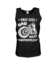 Cool Dad Rides Motorcycle T Shirts Unisex Tank thumbnail