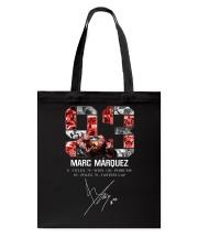Marc Marquez 93 T-shirt Tote Bag thumbnail