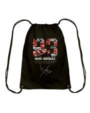 Marc Marquez 93 T-shirt Drawstring Bag thumbnail