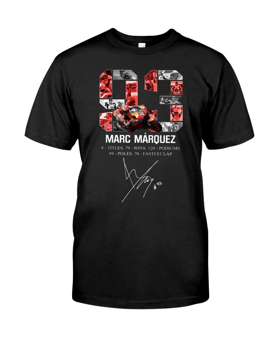 Marc Marquez 93 T-shirt Classic T-Shirt