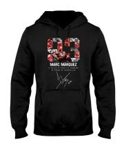 Marc Marquez 93 T-shirt Hooded Sweatshirt thumbnail