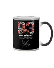 Marc Marquez 93 T-shirt Color Changing Mug thumbnail