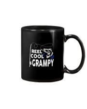 Reel Cool Grampy Shirt Fishing Gift Mug thumbnail