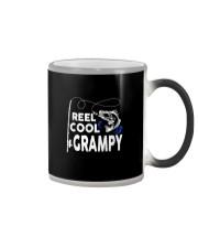Reel Cool Grampy Shirt Fishing Gift Color Changing Mug thumbnail