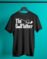 The Golffather Golf Dad T-shirt Classic T-Shirt lifestyle-mens-crewneck-front-3