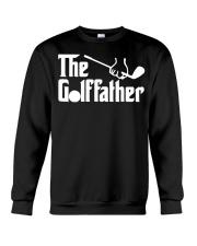 The Golffather Golf Dad T-shirt Crewneck Sweatshirt thumbnail