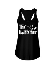 The Golffather Golf Dad T-shirt Ladies Flowy Tank thumbnail