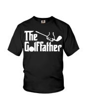 The Golffather Golf Dad T-shirt Youth T-Shirt thumbnail