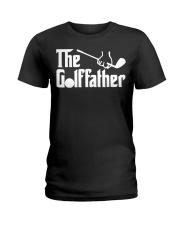 The Golffather Golf Dad T-shirt Ladies T-Shirt thumbnail