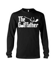 The Golffather Golf Dad T-shirt Long Sleeve Tee thumbnail