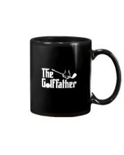 The Golffather Golf Dad T-shirt Mug thumbnail