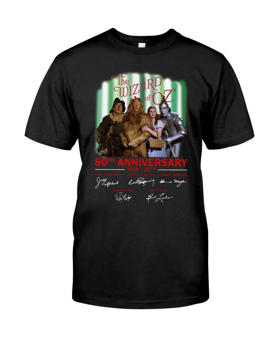 THE WIZARD OF OZ 80TH ANNIVERSARY Shirt Classic T-Shirt