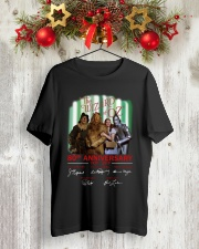 THE WIZARD OF OZ 80TH ANNIVERSARY Shirt Classic T-Shirt lifestyle-holiday-crewneck-front-2