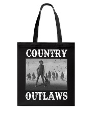 Country Outlaws Shirt For Special Tote Bag thumbnail