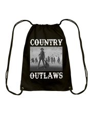 Country Outlaws Shirt For Special Drawstring Bag thumbnail
