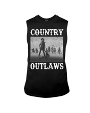 Country Outlaws Shirt For Special Sleeveless Tee thumbnail