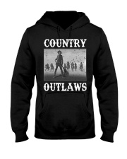 Country Outlaws Shirt For Special Hooded Sweatshirt thumbnail