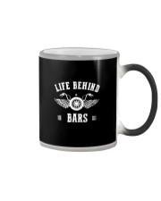 Life Behind Bars Motorcycle Father's Day Shirt Color Changing Mug thumbnail