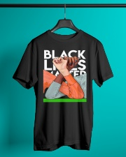 Black Lives Matter T-Shirt Classic T-Shirt lifestyle-mens-crewneck-front-3