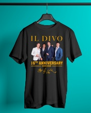 IL Divo Operatic Pop Band 16Th Anniversary Shirt Classic T-Shirt lifestyle-mens-crewneck-front-3