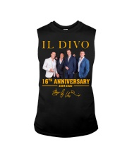 IL Divo Operatic Pop Band 16Th Anniversary Shirt Sleeveless Tee thumbnail