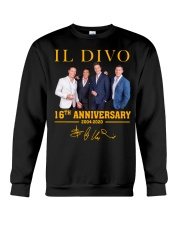 IL Divo Operatic Pop Band 16Th Anniversary Shirt Crewneck Sweatshirt thumbnail