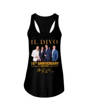 IL Divo Operatic Pop Band 16Th Anniversary Shirt Ladies Flowy Tank thumbnail