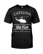 Catalina Wine Mixer Prestige Worldwide shirt Classic T-Shirt front