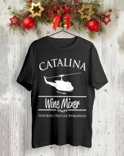 Catalina Wine Mixer Prestige Worldwide shirt Classic T-Shirt lifestyle-holiday-crewneck-front-2