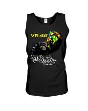 Vr 46 Valentino Rossi T-Shirt Unisex Tank thumbnail